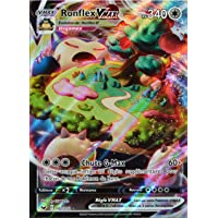 Carte Pokémon 142/202 Ronflex VMax EB01 - Epée et Bouclier 1 Neuf FR