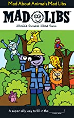 Mad About Animals Mad Libs