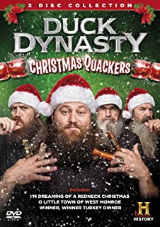Duck Dynasty I M Dreaming Of A Redneck Christmas Dvd Amazon Co Uk Dvd Blu Ray
