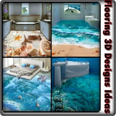 Flooring 3D Designs Ideas produced by sutiknotikno - quick delivery from UK.
