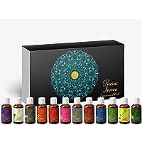 Precious Aromas Essential Oil Lavender Rose Tea Tree Rosemary Jasmine YlangYlang Eucalyptus Mandarin Lemongrass…