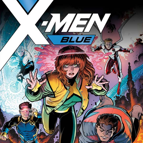 X-Men Blue (2017-) (Collections) (6 Book Series)