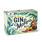 Sandy Leaf Farm Ultimate Gin Maker's Kit - Make ten big bottles of your own gin - Flavours including classic citrus...