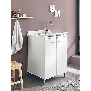 Mobile lavanderia porta lavatrice e porta asciugatrice e - Ikea mobile lavanderia ...