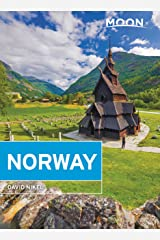 Moon Norway (Travel Guide) Kindle Edition