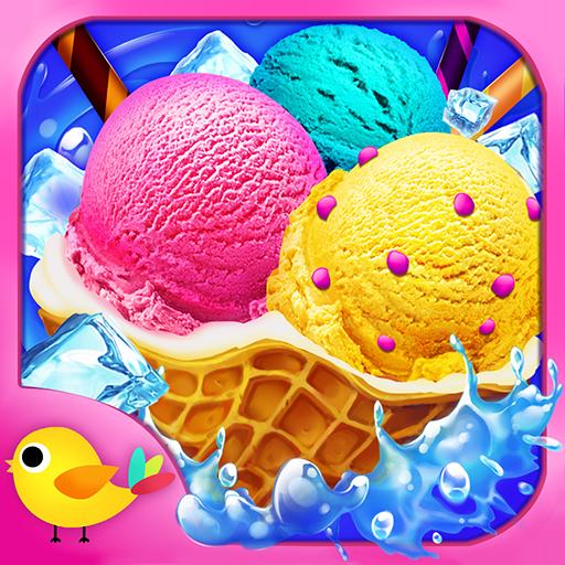 Ice Cream Maker Salon (Candy Icecream Maker)