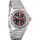 Vostok Amphibian 110650 Genuine Russian Military Divers Watch 2416B/2415 200 m Auto Carica Da Polso