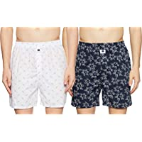 Amazon Brand - Symbol Men's Regular Printed Boxers