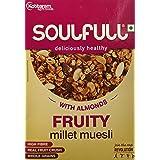 Tata Soulfull Fruity Millet Muesli, 400g