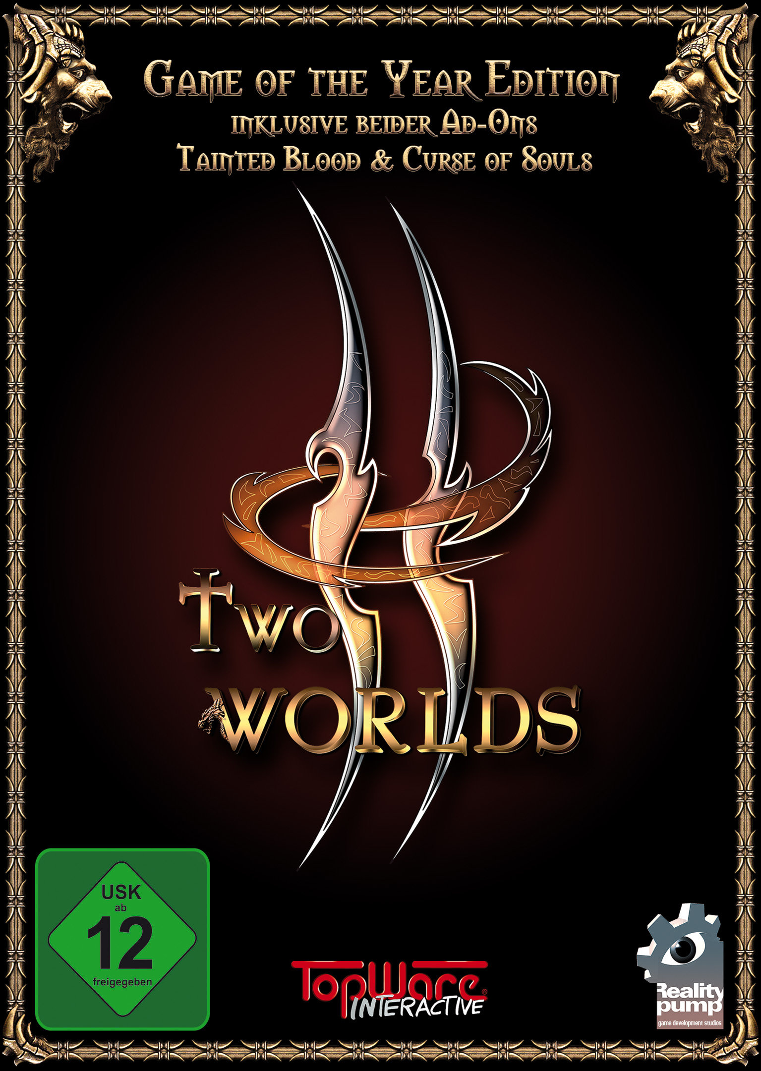 Two Worlds Game of the Year | Epic Edition [PC/Mac Code - Steam]