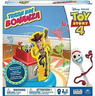 Disney Pixar Toy Story Enfants Tin Can Alley Jeu Intérieur ou extérieur Family Fun