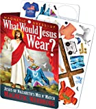 MIK Funshopping Magnetic Dress-Up Set WHAT WOULD JESUS WEAR?