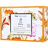TeaTreasure 28 Days Detox with Garcinia Combogia and Oolong for Weight Loss, Belly Fat and Skin Glow - 1 TeaBox ( 18…