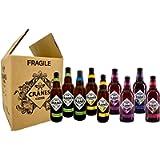 Cranes Cider Bundle, 9 x 500ml selection of ciders