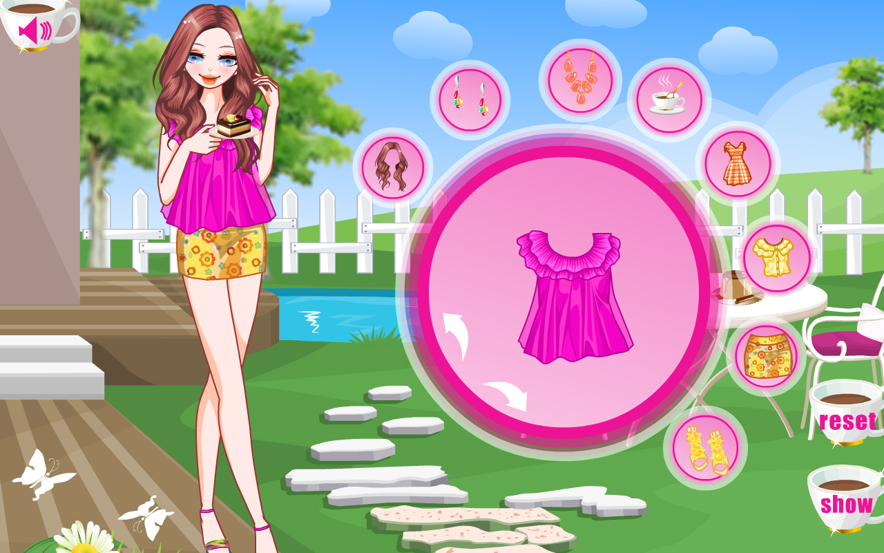 fun cooking games for girls appstore pour android. Black Bedroom Furniture Sets. Home Design Ideas