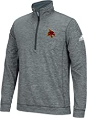 NCAA Men's Primary Screen Climawarm Team 1/4 Zip Jacket