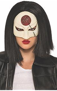Ladies Katana Suicide Squad Costume Kit Halloween Superhero Fancy Dress