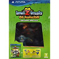 Invizimals: gli Invincibili Edizione Speciale [PS Vita]