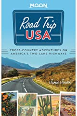Road Trip USA: Cross-Country Adventures on America's Two-Lane Highways Kindle Edition