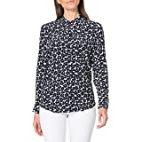 Tommy Hilfiger Viscose CDC Regular Blouse LS Camicia Donna