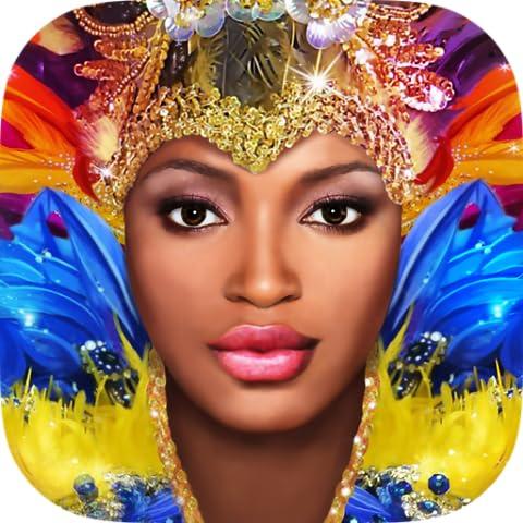 Créatures Du Carnaval - Filles Brésiliennes