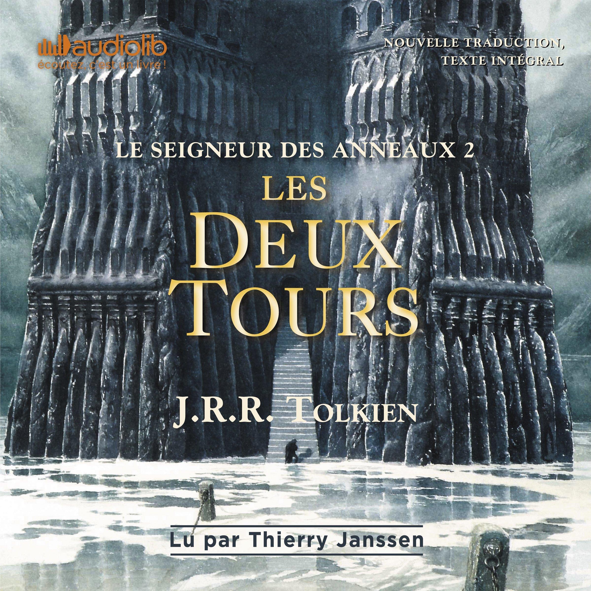 Les deux tours: Le seigneur des anneaux 2, de J. R. R. Tolkien