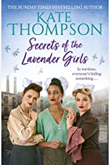 Secrets of the Lavender Girls: a heart-warming and gritty WW2 saga (Homefront Girls 2) Kindle Edition