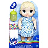 Hasbro Alive Lil' Sips Blonde Sculpted Hair Baby Toy - 3 Years & Above
