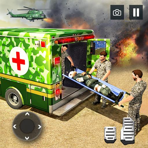 UNS Kommando Krankenwagen Rettung Transport