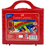 Faber Castell Oil Pastels - Pack of 50