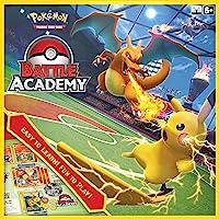 Pokémon POK80789 Pokemon TCG: Battle Academy, Mixed Colours, 1. Starter Set