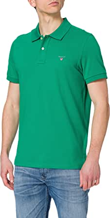 GANT Men's Original Pique Ss Rugger Polo Shirt