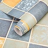 edle Steinoptik Oberfl/äche strukturiert casa pura/® CV Bodenbelag Toscana Aqua extra abriebfester PVC Bodenbelag 100x600 cm gesch/äumt Meterware - Naturstein Marmor Mosaik