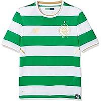 New Balance Unisex Kids CFC Home Short Sleeve Football Shirt