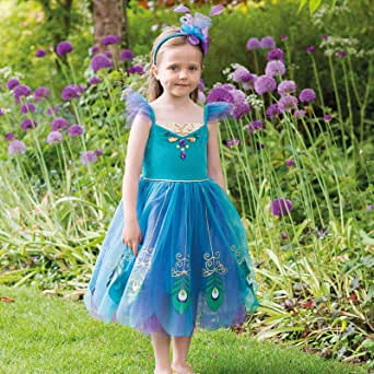 Peacock Fairy Fancy Dress by Travis Designs (6-8 years)