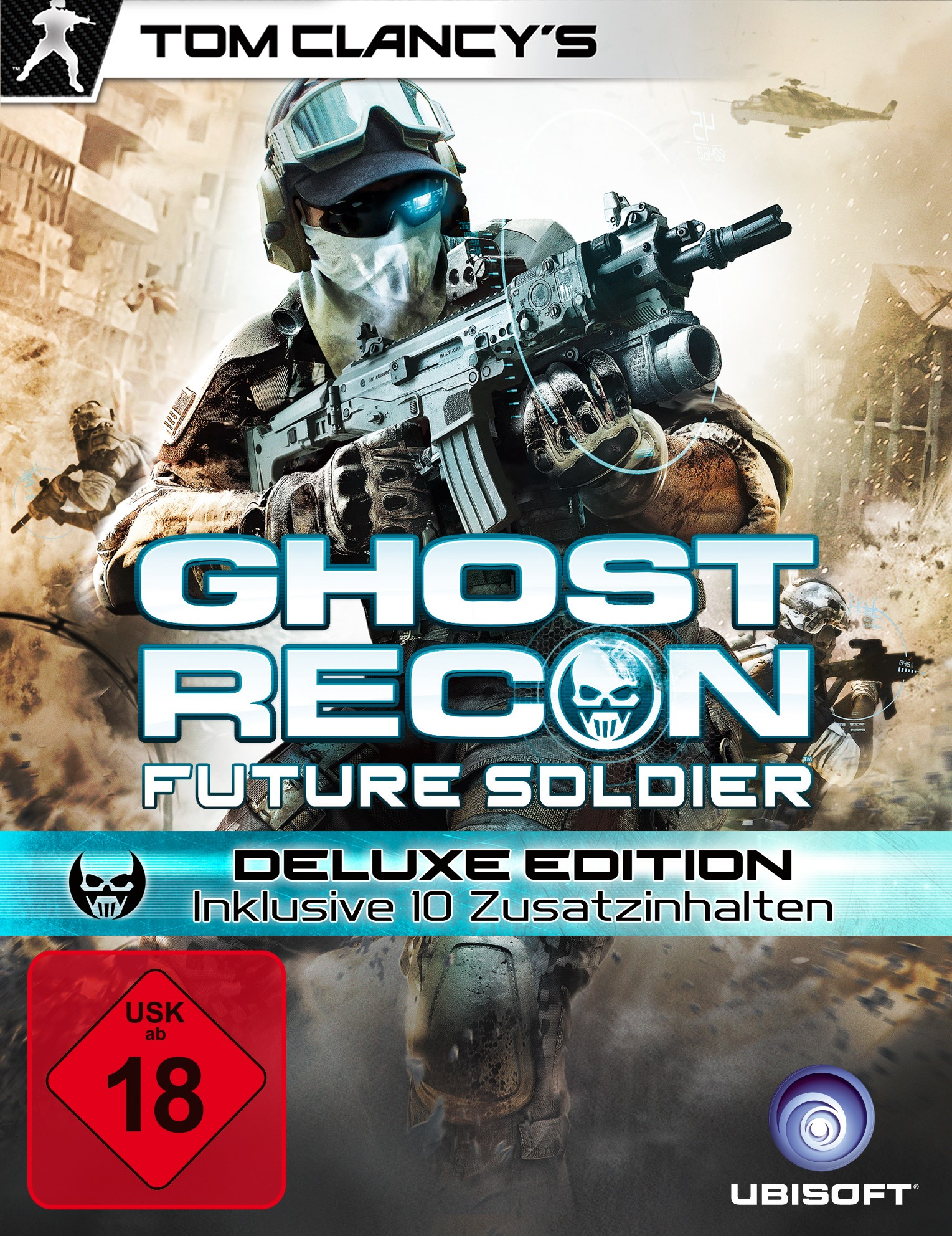 Tom Clancy\'s Ghost Recon: Future Soldier - Deluxe Edition [PC Code - Uplay]