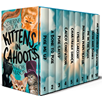 Kittens in Cahoots: Ten Kitten-Centric Cozy Mysteries (Colossal Cozy Collections Book 2) (English Edition)