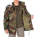 Mil-Tec M65 Woodland Field Jacket