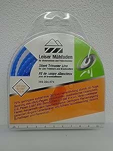 Makita 369224674 Maehfaden Dolmar 3 0mmx15m Baumarkt