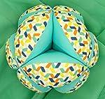 Pelota Montessori - Geométrica/Azul