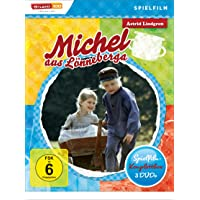 Astrid Lindgren: Michel aus Lönneberga - Spielfilm-Komplettbox (Spielfilm-Edition, 3 Discs)