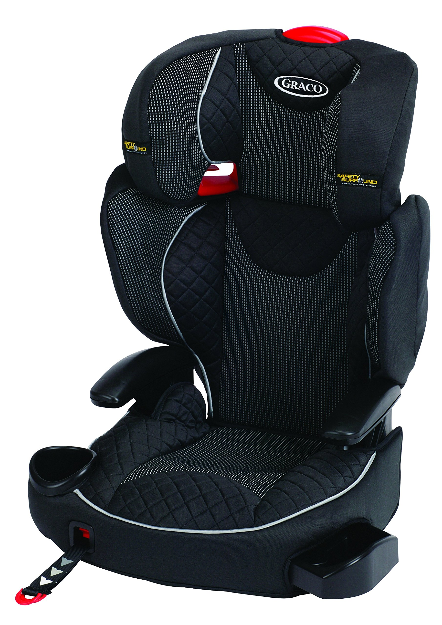 Graco Car Booster Seat Isofix Latch System High Back Group 2 3 From 15