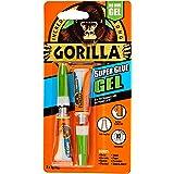 Gorilla Super Lijm Gel 3g (Pack van 2)