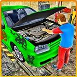 Car Mechanic Auto Workshop 3D