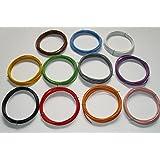 10m AUPROTEC Fahrzeugleitung 0,75 mm/² FLRY-B als Ring 5m oder 10m Auswahl gelb