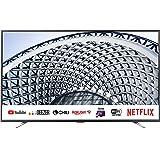 """Sharp Aquos LC-40BG5E - 40"""" Smart TV Full HD LED, Wi-Fi, DVB-T2/S2, 1920 x 1080 Pixels, Nero, suono Harman Kardon…"""
