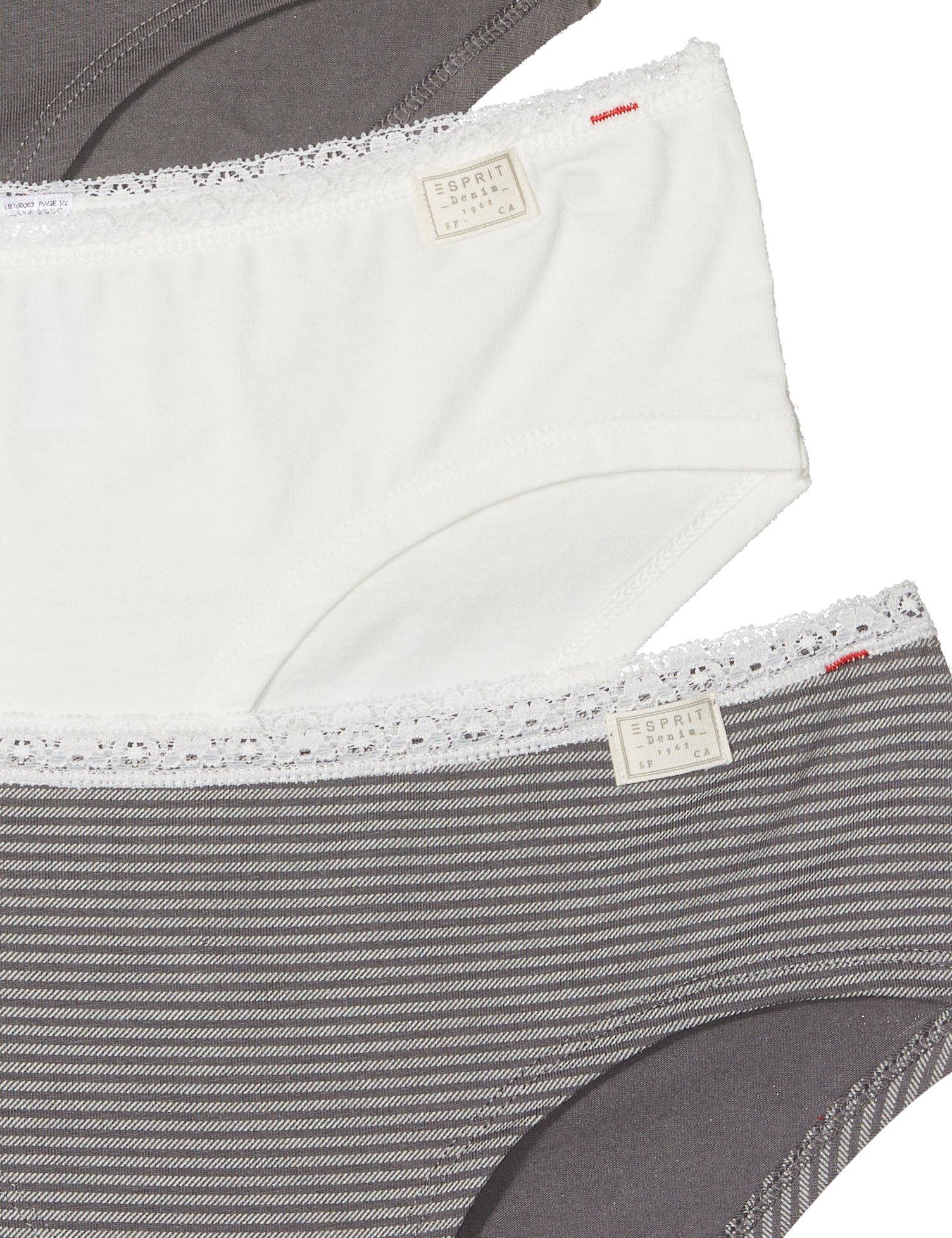 Esprit Culotte para Mujer (Pack de 3)