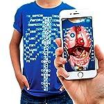 Virtuali-Tee, Le t-Shirt Qui Donne Vie à l'apprentissage