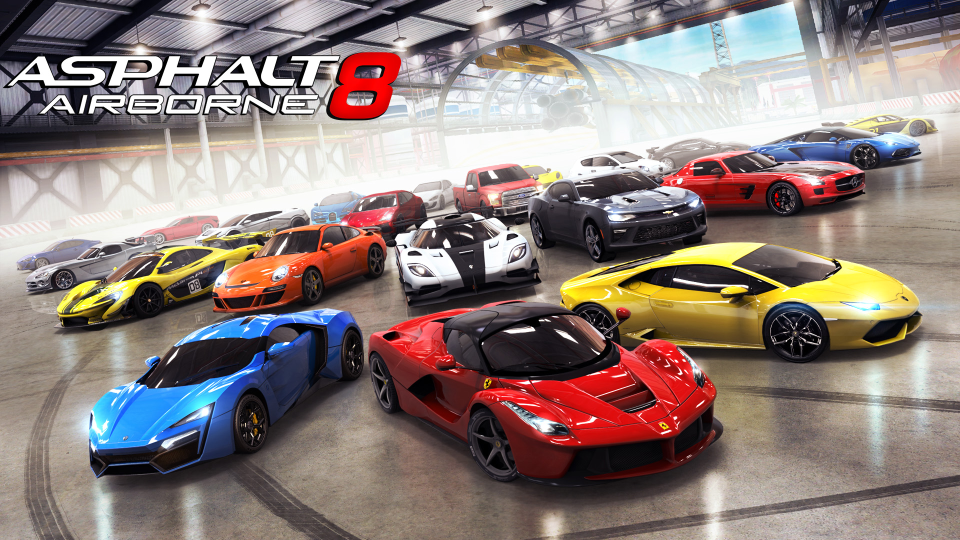 Asphalt 8: Airborne (Kindle Tablet Edition) Screenshot