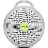 Marpac Hushh for Baby, Portable White Noise Sound Machine, Gray, 3.7 Ounce